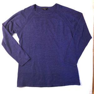 Eileen Fisher Purple Sweater